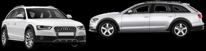 Отчет по установке спортивных глушителей на Audi Allroad