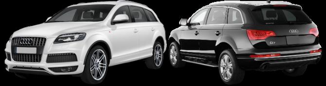 Отчет о программном удалении сажевого фильтра на Audi Q7