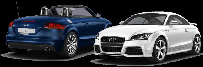 Отчет о замене катализаторов на пламегасители на Audi TT