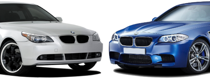 Отчет по разводке выхлопа и установке насадок на BMW 5 серии