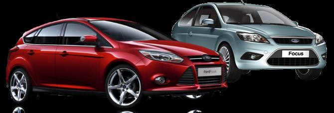 Отчет по замене гофры глушителя для Ford Focus 2