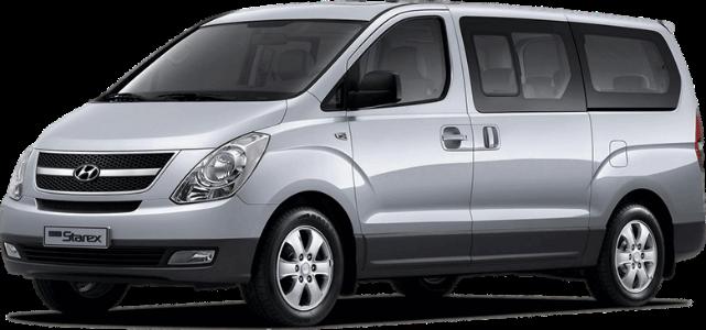 Hyundai Starex: замена гофры глушителя и катализатора