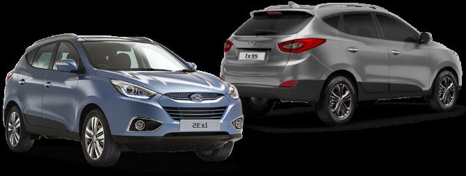 Отчет по разводке выхлопа и установке насадок для Hyundai iX35