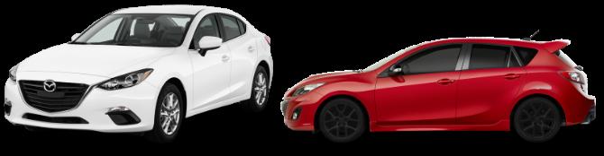 Отчет по разводке выхлопа и установке насадок на Mazda 3