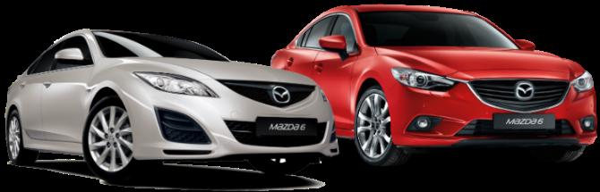 Отчет по установке прямоточных глушителей, резонаторов и насадок на Mazda 6
