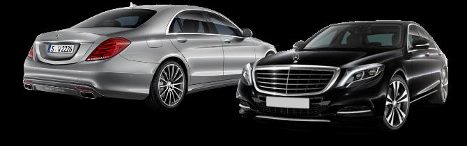 Отчет по установке насадок глушителей от AMG на Mercedes S Class