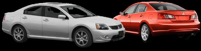 Отчет по установке насадок глушителя на Mitsubishi Galant