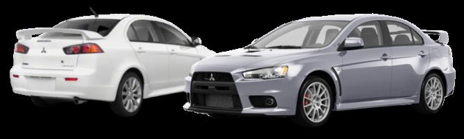 Отчет по установке прямотока с насадками глушителя на Mitsubishi Lanser