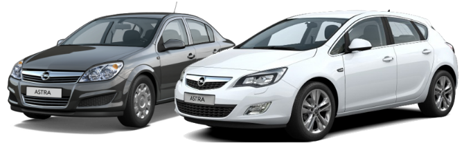 Отчет по разводке выхлопа, замене катализатора и гофры глушителя на Opel Astra
