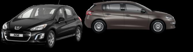 Отчет по разводке выхлопа на две стороны на Peugeot 308