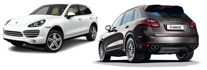 Отчет по программному и физическому удалению сажевого фильтра на Porsche Cayenne