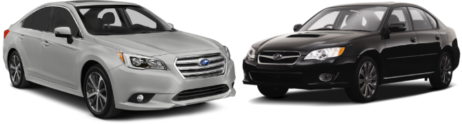 Отчет по установке спортивного глушителя для Subaru Legacy