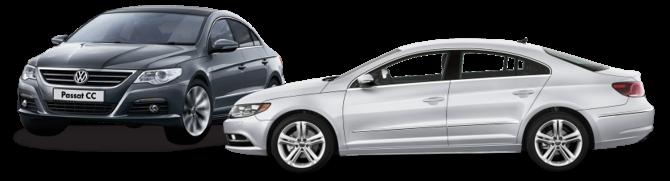 Отчет по установке прямоточного глушителя на Volkswagen Passat CC