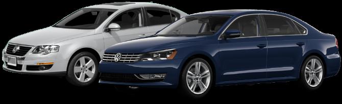 Отчет по сажевого фильтра и разводкой выхлопа на Volkswagen Passat