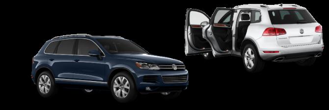 Отчет по установке пламегасителя на Volkswagen Touareg