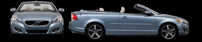 Отчет по установке насадок глушителя на Volvo C70