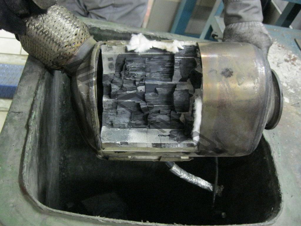 Удалить сажевый фильтр москва для вас